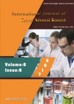 International Journal of Current Advanced Research